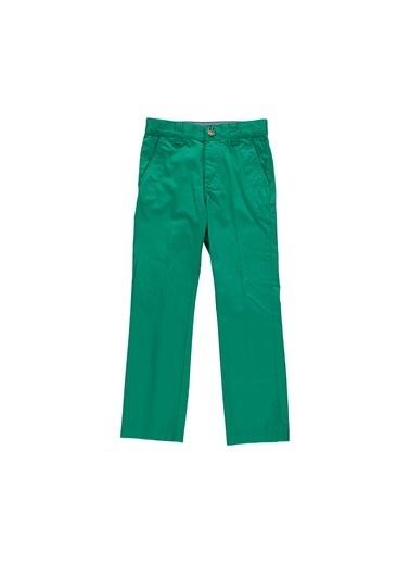 Lacoste Unisex Çocuk  Pantolon HJ7941.G6J Yeşil